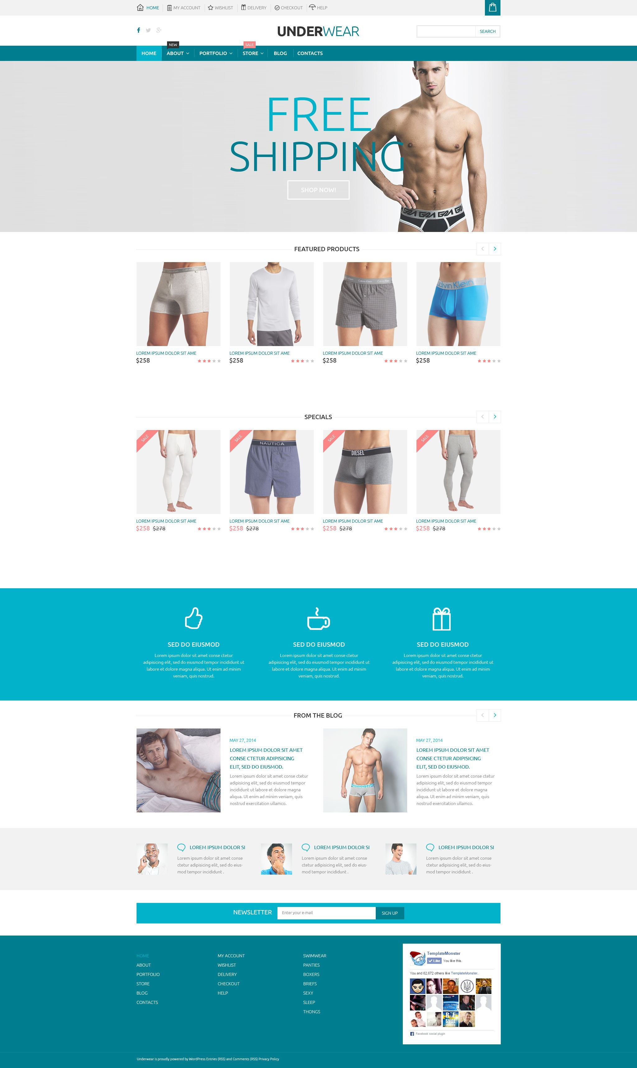 The Underwear Man Men WooCommerce Design 53760, one of the best WooCommerce themes of its kind (wedding), also known as Underwear man men WooCommerce template, shop WooCommerce template, briefs WooCommerce template, boxer WooCommerce template, shorts WooCommerce template, boxers WooCommerce template, sexy sleep WooCommerce template, pantie WooCommerce template, swim WooCommerce template, wear WooCommerce template, swimming WooCommerce template, trunks and related with Underwear man men, shop, briefs, boxer, shorts, boxers, sexy sleep, pantie, swim, wear, swimming, trunks, etc.