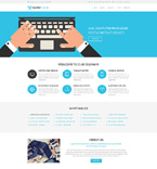 Computers WordPress Template 53761