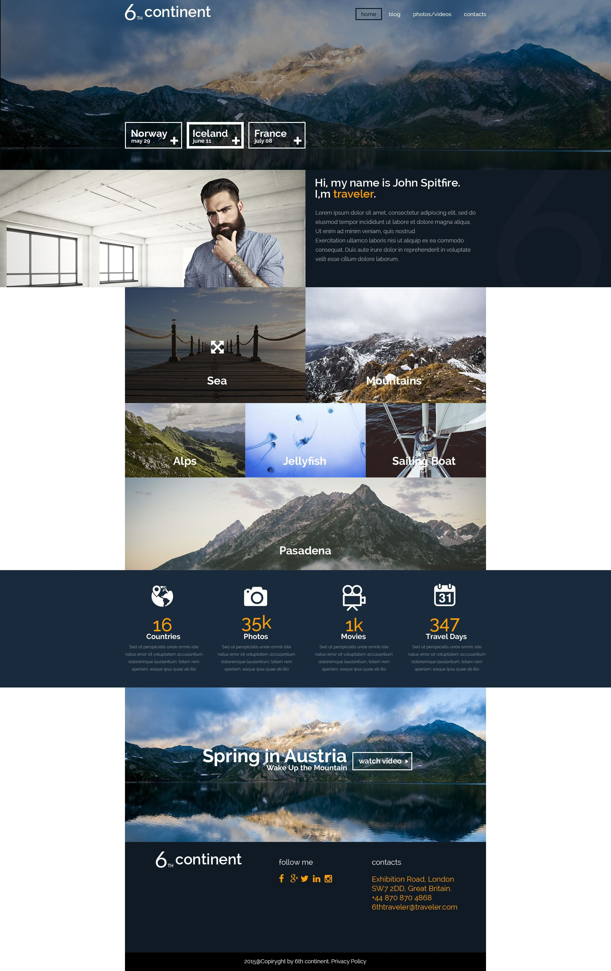 The 6 Continent WordPress Design 53764, one of the best WordPress themes of its kind (travel, most popular), also known as 6 continent WordPress template, travel blog agency WordPress template, compass WordPress template, tour country WordPress template, resort WordPress template, spa WordPress template, flight hotel WordPress template, car WordPress template, rental WordPress template, cruise WordPress template, sights WordPress template, reservation WordPress template, location WordPress template, authorization WordPress template, ticket WordPress template, guide WordPress template, beach WordPress template, sea WordPress template, relaxation WordPress template, recreation WordPress template, impression WordPress template, air WordPress template, liner WordPress template, traveling WordPress template, apartment WordPress template, vacation WordPress template, rest WordPress template, comfort WordPress template, destination WordPress template, explorat and related with 6 continent, travel blog agency, compass, tour country, resort, spa, flight hotel, car, rental, cruise, sights, reservation, location, authorization, ticket, guide, beach, sea, relaxation, recreation, impression, air, liner, traveling, apartment, vacation, rest, comfort, destination, explorat, etc.