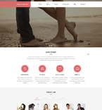 Dating WordPress Template 53765