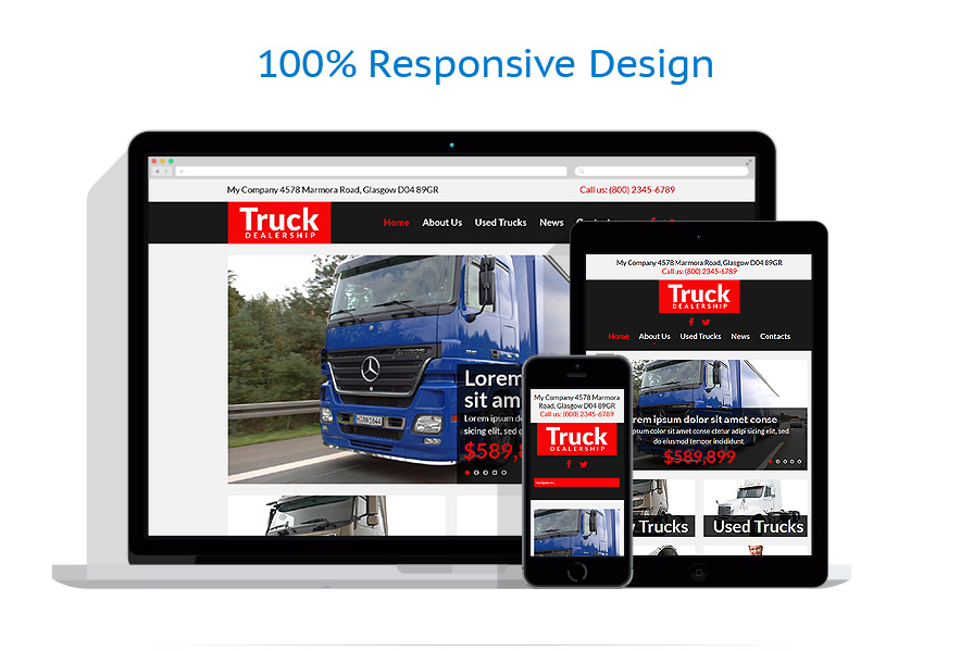 Modèles HTML5 Transports #53772
