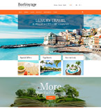 Travel PrestaShop Template 53773