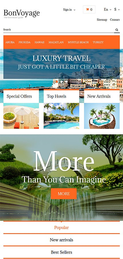 ADOBE Photoshop Template 53773 Home Page Screenshot