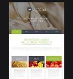Agriculture Joomla  Template 53784