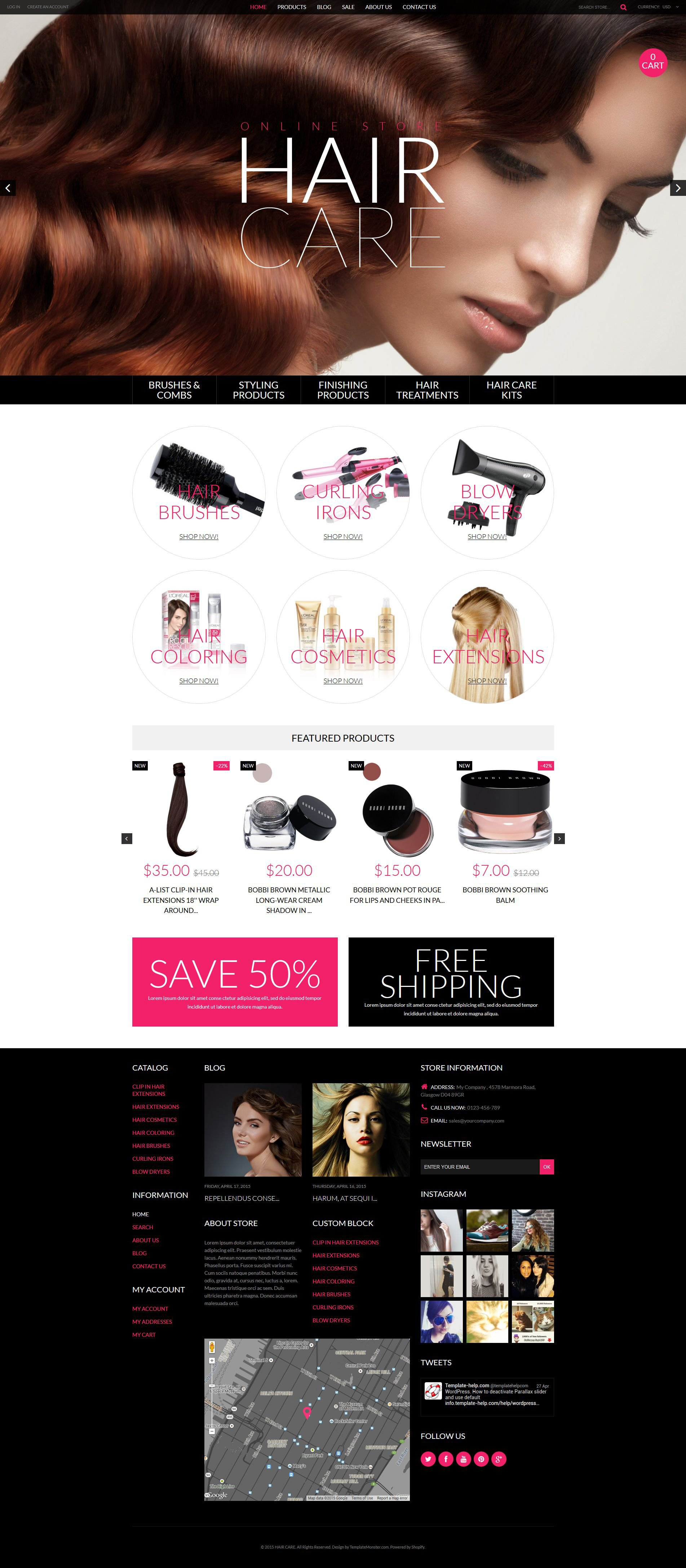The Hair Care Shopify Design 53785, one of the best Shopify themes of its kind (beauty, most popular), also known as hair care Shopify template, extensions Shopify template, clip Shopify template, weave Shopify template, bonded Shopify template, shopping cart Shopify template, magento Shopify template, products Shopify template, categories store Shopify template, shop Shopify template, accessories and related with hair care, extensions, clip, weave, bonded, shopping cart, magento, products, categories store, shop, accessories, etc.