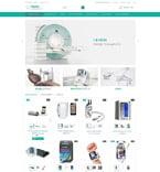 Medical PrestaShop Template 53790