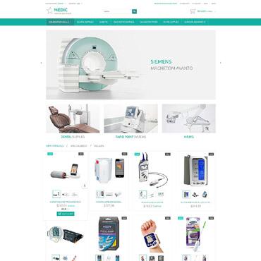 Купить  пофессиональные PrestaShop шаблоны. Купить шаблон #53790 и создать сайт.