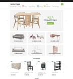 Furniture Magento Template 53791