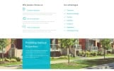 """Cyan House - Real Estate Agency Classic HTML"" Responsive Landingspagina Template"