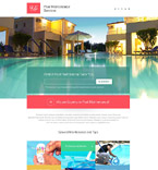 Landing Page  Template 53796