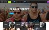 Адаптивний Shopify шаблон на тему відеомагазин New Screenshots BIG