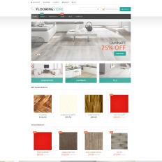 Flooring WooCommerce Themes for WordPress