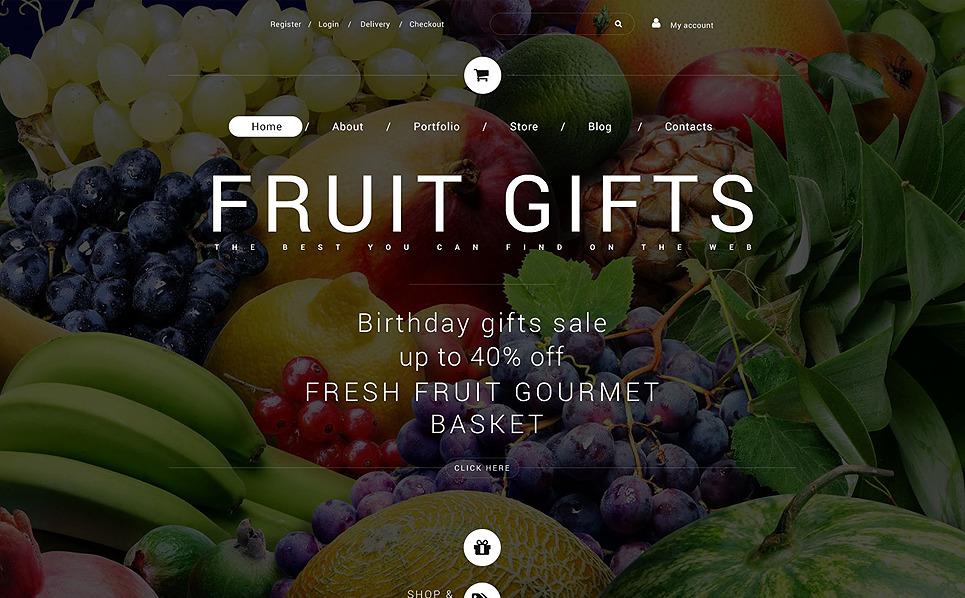 Responsive Hediye Mağazası  Woocommerce Teması New Screenshots BIG