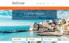 Responsive Seyahat Firması  Prestashop Teması New Screenshots BIG