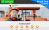 Responsives Moto CMS 3 Template für Architektur New Screenshots BIG
