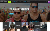 Reszponzív Videotéka  Shopify sablon New Screenshots BIG