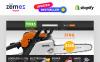 """""""Tools  Equipment"""" thème Shopify adaptatif New Screenshots BIG"""