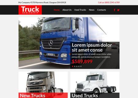 Trucking Responsive