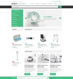 Medical Magento Template 53806