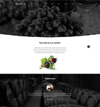 Agriculture Website  Template 53813