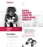 Charity Drupal  Template 53818
