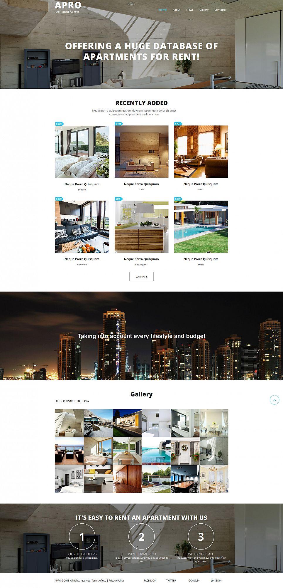 Realtor Website Design - image