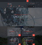 Sport Shopify Template 53835