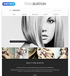 Music Website  Template 53839