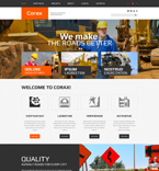 Architecture Website  Template 53844
