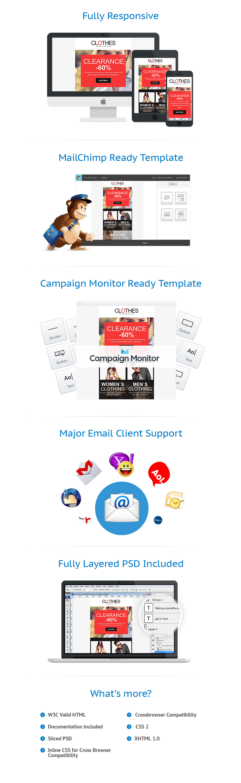 Modèles Newsletter Mode #53852