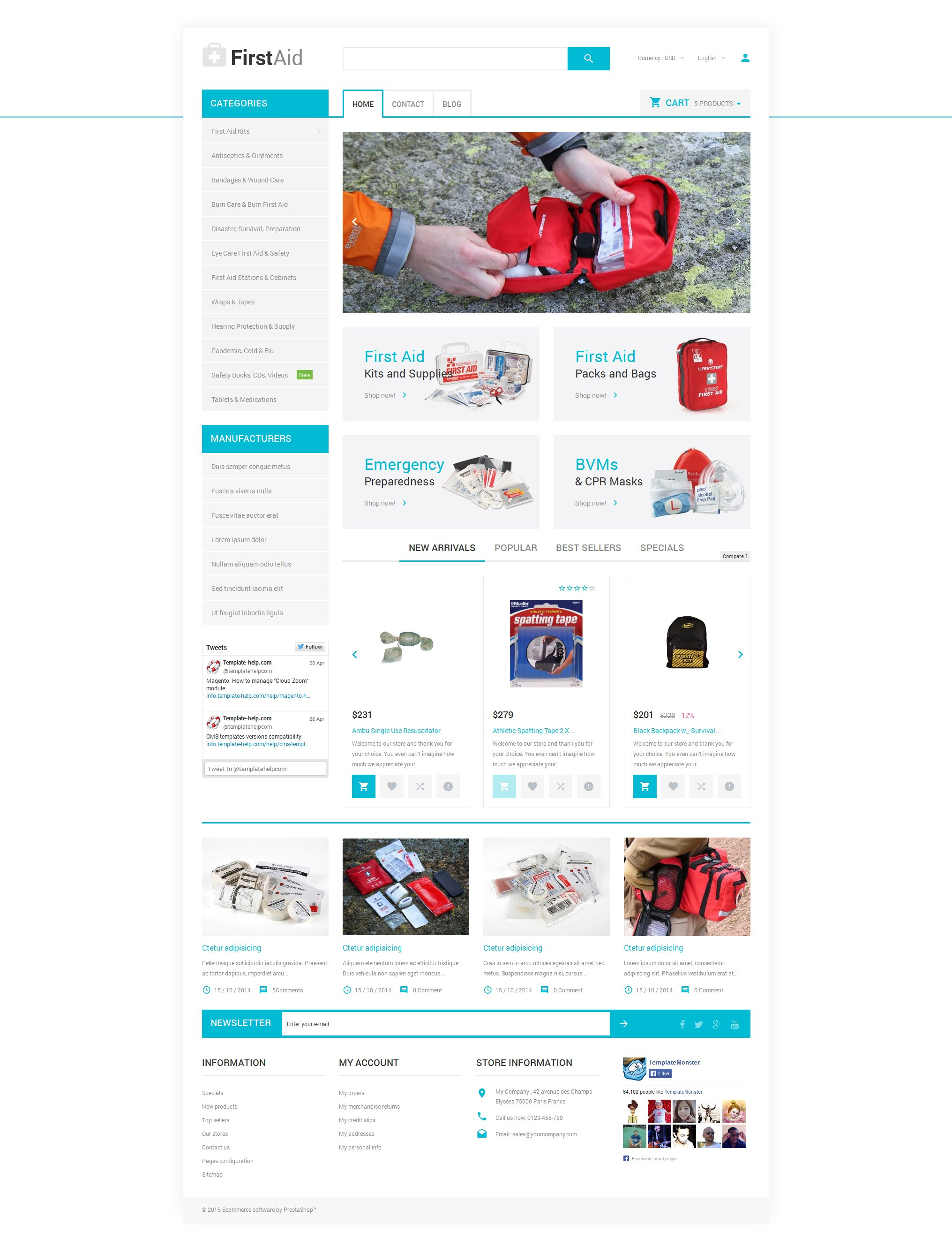 The First Aid PrestaShop Design 53855, one of the best PrestaShop themes of its kind (medical, most popular), also known as first aid PrestaShop template, ambulance PrestaShop template, cardiologist PrestaShop template, cardiology clinic PrestaShop template, medical medicine PrestaShop template, equipment store PrestaShop template, pump PrestaShop template, therapy PrestaShop template, ophthalmology PrestaShop template, monitor PrestaShop template, laboratory PrestaShop template, neonatal PrestaShop template, surgical PrestaShop template, veterinary PrestaShop template, respiratory PrestaShop template, neurology PrestaShop template, exam PrestaShop template, endoscopy PrestaShop template, cosmetic PrestaShop template, defibrillator and related with first aid, ambulance, cardiologist, cardiology clinic, medical medicine, equipment store, pump, therapy, ophthalmology, monitor, laboratory, neonatal, surgical, veterinary, respiratory, neurology, exam, endoscopy, cosmetic, defibrillator, etc.