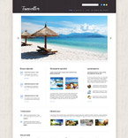 Travel Website  Template 53865
