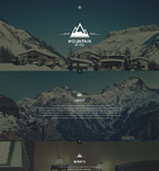 Hotels Website  Template 53866