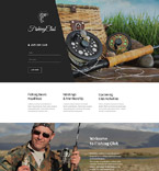 Sport Landing Page  Template 53868