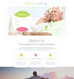 Society and Culture Landing Page  Template 53874