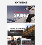 Sport Newsletter  Template 53875