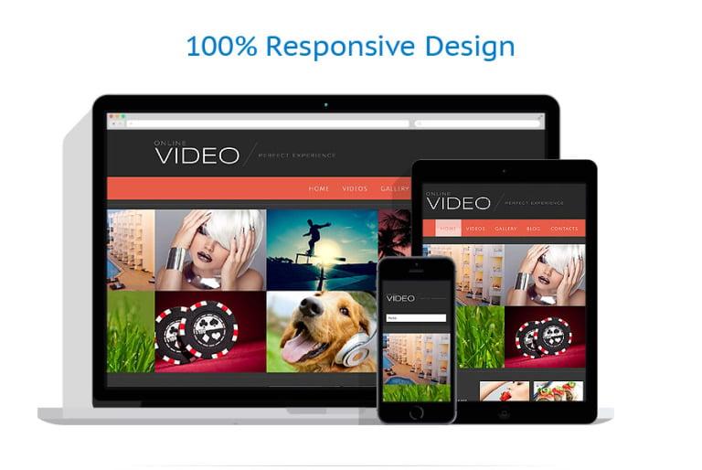 Video Blog WP Theme