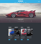 Cars WordPress Template 53882