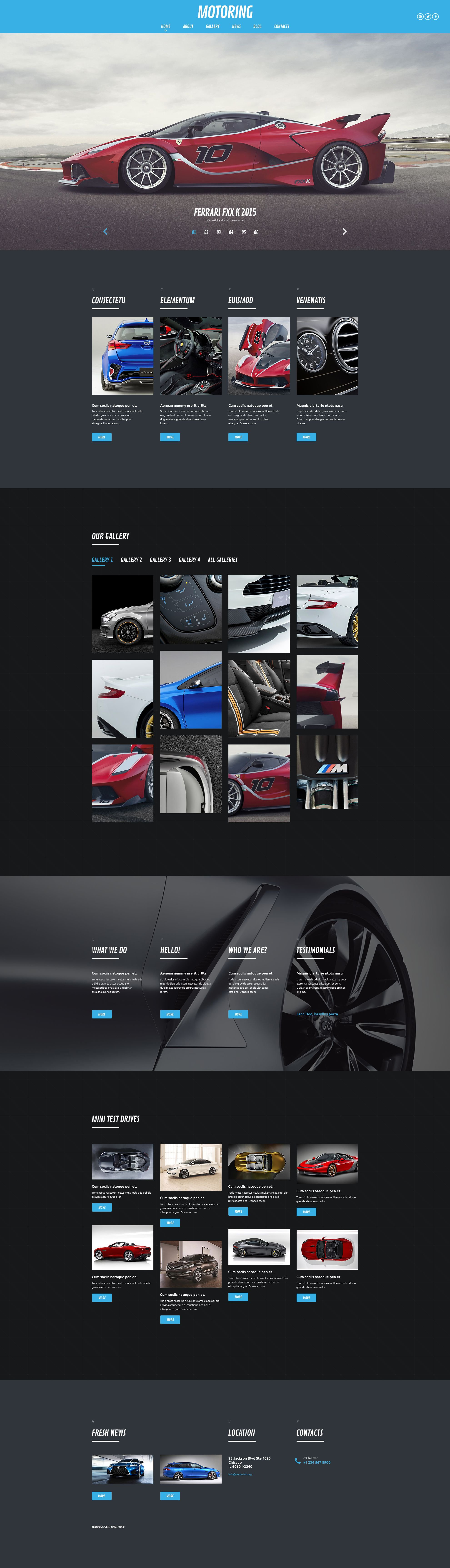 The Motor Cars WordPress Design 53882, one of the best WordPress themes of its kind (cars, most popular), also known as motor cars WordPress template, magazine WordPress template, motors WordPress template, news WordPress template, car WordPress template, auto WordPress template, drive WordPress template, driving WordPress template, race WordPress template, championship WordPress template, community WordPress template, pilots WordPress template, track WordPress template, road WordPress template, show WordPress template, victory WordPress template, rally WordPress template, driver WordPress template, Citroen Peugeot Ford Subaru Mitsubishi Skoda rodeo WordPress template, roundup WordPress template, tournament WordPress template, new WordPress template, model WordPress template, style WordPress template, safety WordPress template, improvement WordPress template, exhibition WordPress template, motor WordPress template, speed WordPress template, warranty and related with motor cars, magazine, motors, news, car, auto, drive, driving, race, championship, community, pilots, track, road, show, victory, rally, driver, Citroen Peugeot Ford Subaru Mitsubishi Skoda rodeo, roundup, tournament, new, model, style, safety, improvement, exhibition, motor, speed, warranty, etc.