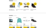 Online Auction - Auction Responsive Clean HTML Website Template