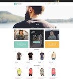 Fashion Magento Template 53885