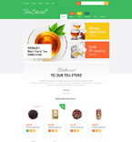 Food & Drink WooCommerce Template 53888