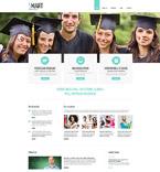 Education Drupal  Template 53894