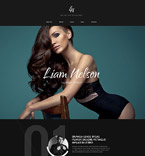 Beauty Drupal  Template 53896