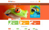 Адаптивный VirtueMart шаблон №53805 на тему зоомагазин New Screenshots BIG