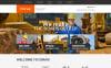 """Corax"" Responsive Website template New Screenshots BIG"