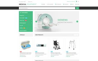 Medical Stuff Store Magento Theme