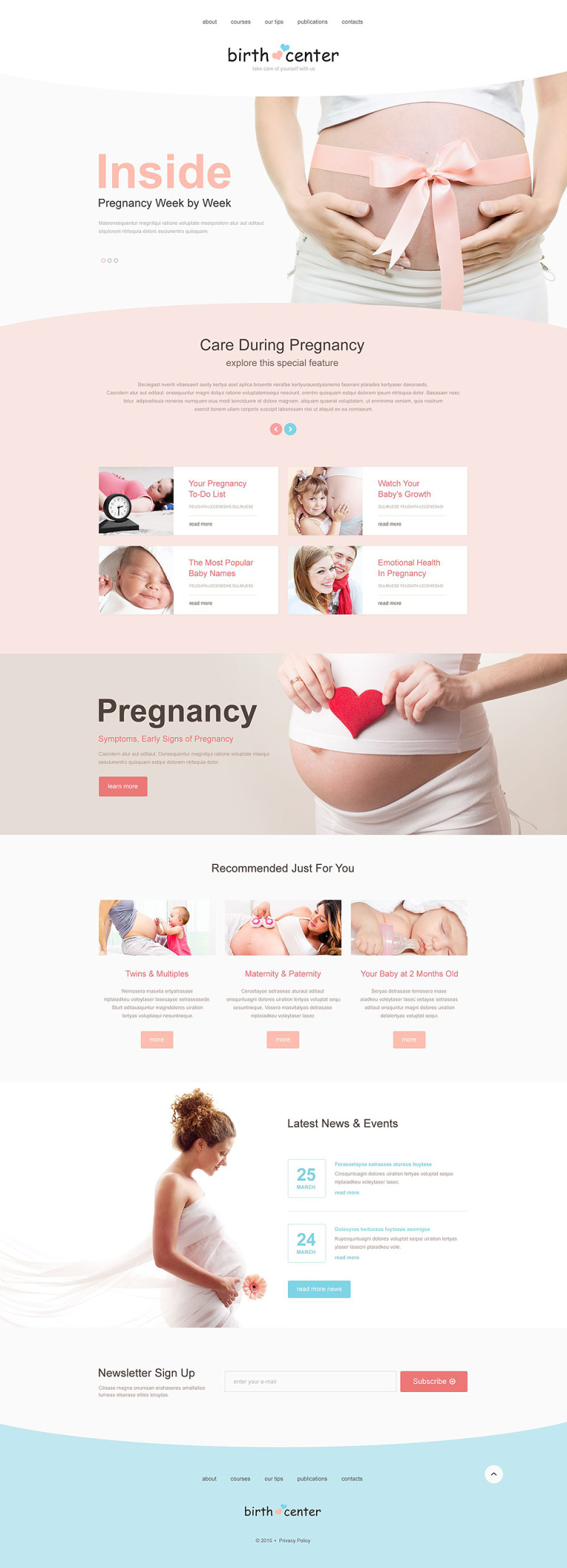 Pregnancy Muse Template New Screenshots BIG