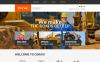 Responsywny szablon strony www #53844 na temat: firma budowlana New Screenshots BIG