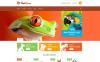 Reszponzív Állatkereskedés témakörű  VirtueMart sablon New Screenshots BIG